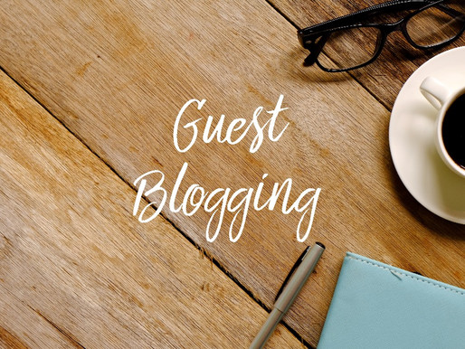 Guest Blogging: This is why you should start right now