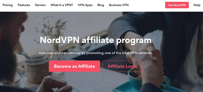 nordvpn affiliates