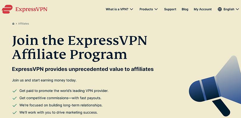 expressvpn affiliates