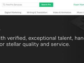 Come diventare venditore su Fiverr Pro