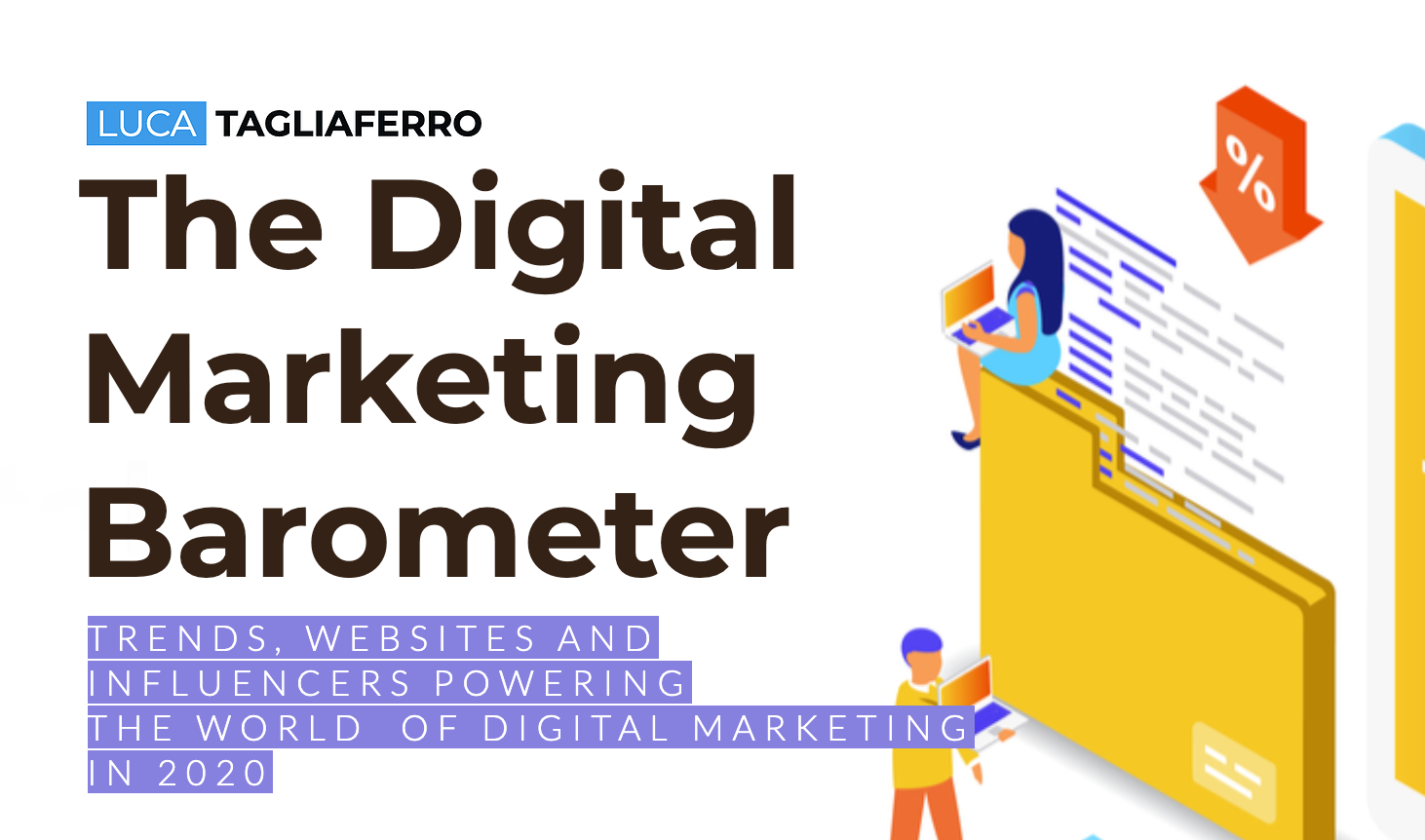 The Digital Marketing Barometer | State of the industry 2020