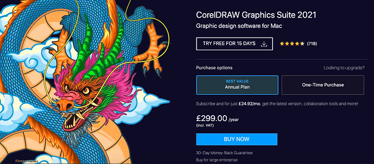 coreldraw pricing review