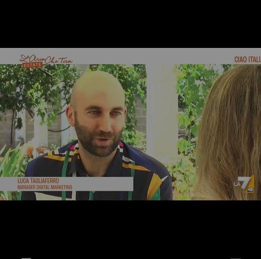 Luca Tagliaferro SEO Consultant