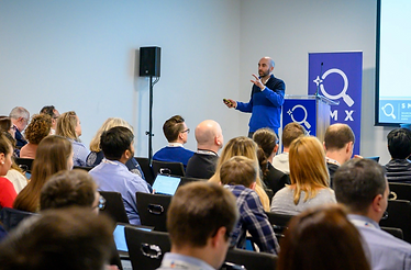 SEO speaker at SMX London 2019- Luca Tagliaferro