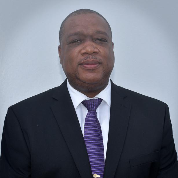 Mr. Richard Simms, B.Sc, CPA Vice-President of Finance (Omega Psi Phi Fraternity, Inc.)