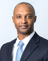 Mr. Dave M. Forbes, B.Sc Director  (Alpha Phi Alpha Fraternity, Inc.)