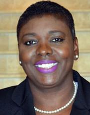 Ms. Valerie Dean, B.Sc Vice-President Emerita  (Alpha Kappa Alpha Sorority, Inc.)