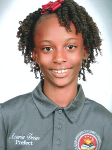 Azaria Dean  T G Glover PDR School New Providence