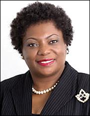 Dr. Cindy J. Dorsett, MBBS Vice-President of Operations  (Alpha Kappa Alpha Sorority, Inc.)