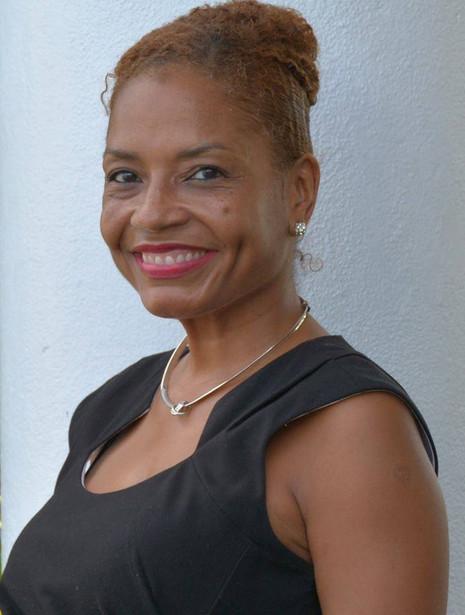 Mrs. CC LaFleur. B.Sc Vice-President of Programs (Alpha Kappa Alpha Sorority, Inc.)