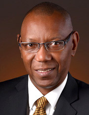 Dr. Ricardo P. Deveaux, B.Sc (Hons), M.Sc, DHL President & CEO (Alpha Phi Alpha Fraternity, Inc.)