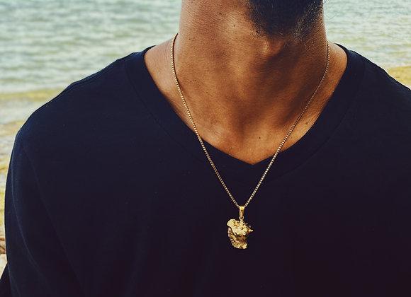 Conch Pendant Necklace