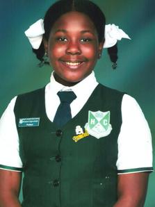 Maliyah Edgecombe  Hugh Campbell Primary Grand Bahama