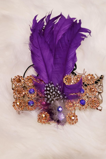 Feathered Cuff
