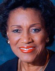 Mrs. Jacqueline Bethel, B.Sc, M.Sc Former Chief of Protocol / Retired Educator