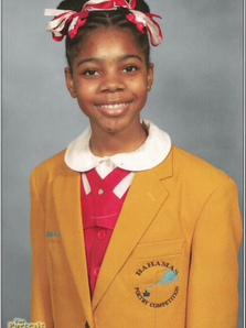 Skye Frith  E.P Roberts Primary New Providence