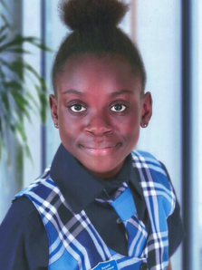 Stanique Evans  Lowe Sound Primary Andros