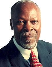 Dr. Davidson Hepburn, Ph.D President, 35 th Session, UNESCO (Omega Psi Phi Fraternity, Inc.)