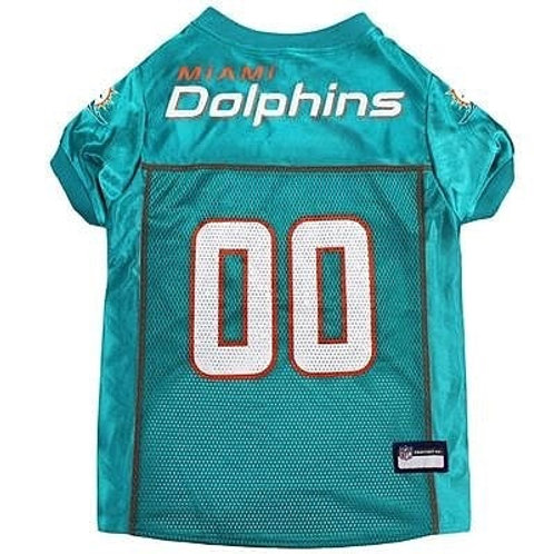 Offically Licensed Dolphins Jersey