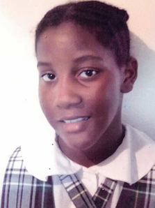 Rahima Armbrister  Rev. Euthal Rodgers Primary Andros