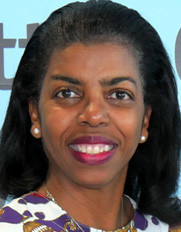 Ms. Myra E. Mitchell, B.Sc, MBA Vice-President Emerita  (Delta Sigma Theta Sorority, Inc.)