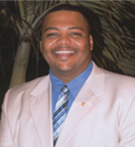 Mr. Shane O. D. Albury, B.Sc Vice-President Emeritus (Alpha Phi Alpha Fraternity, Inc.)