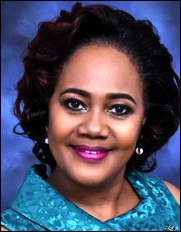Mrs. Laura Pratt Charlton Senior Development Officer  (Alpha Kappa Alpha Sorority, Inc.)