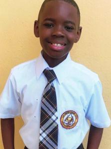 Shelton Curtis jr  C.W. Sawyer Primary New Providence