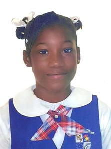 Alexa Greene  R.N. Gomez Comprehensive School Berry Islands