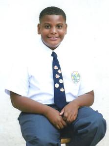 Rico Major  Jordan Prince Willams Primary New Providence