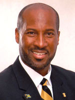 Mr. Andre' A. Moss, B.Sc Eng. Vice-President of Development & Corporate Relations (Alpha Phi Alpha Fraternity, Inc.)