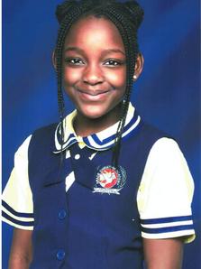 Markaylah Foster  Grace Christian Academy Grand Bahama