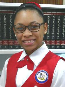 Sasha Butterfield  Sandilands Primary New Providence