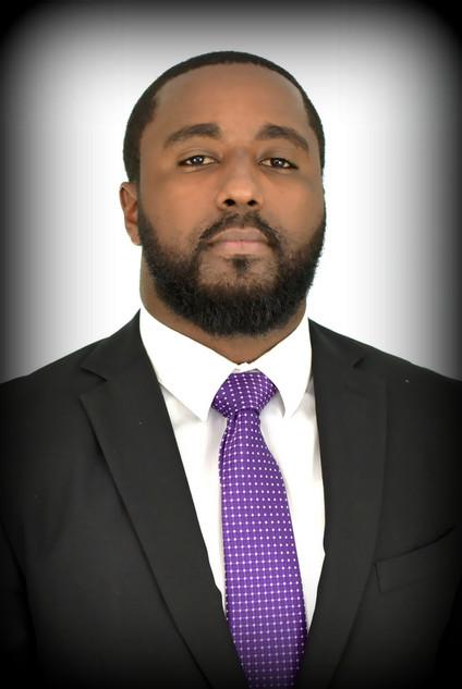Mr. Vincent Thompson, B.Sc Director / NPHC President  (Omega Psi Phi Fraternity, Inc.)