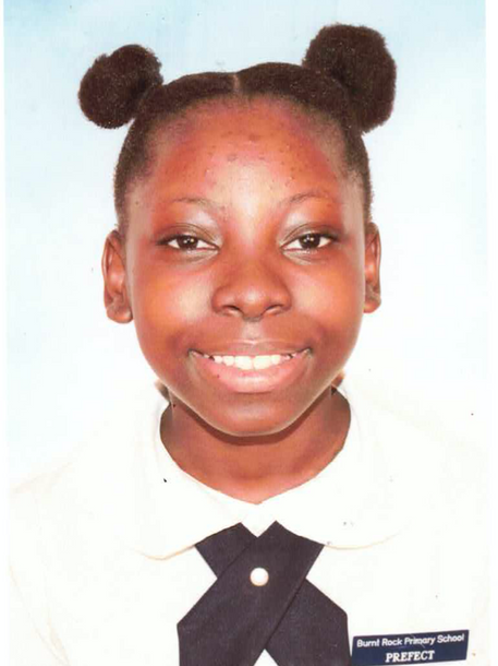 Lauryn Greene Burnt Rock Primary Andros