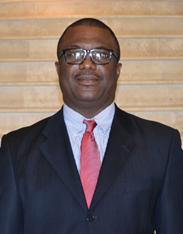 Mr. Steven G. Strachan, B.Sc Vice-President Emeritus (Alpha Phi Alpha Fraternity, Inc.)