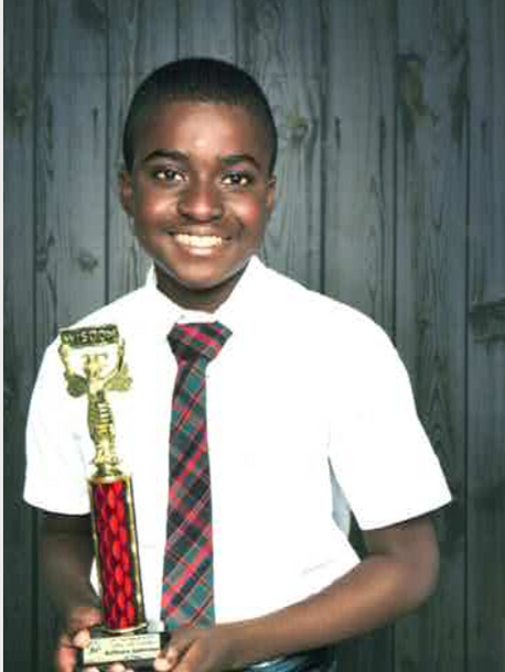 Rafhorn Ambroise  Lewis Yard Primary Grand Bahama