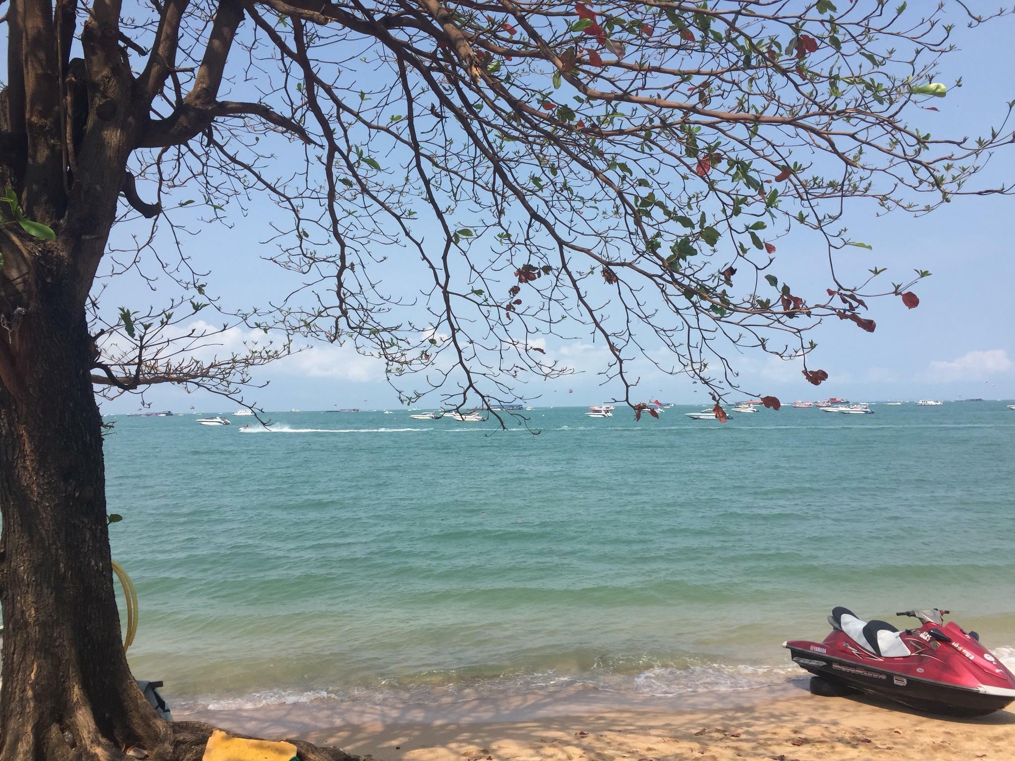 ชายหาด พัทยาใต้