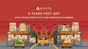 4 Years Post GST - Have you relooked into your warehouse planning?