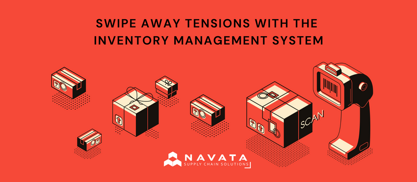 Swipe away tensions with the Inventory Management System