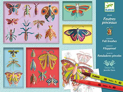 Schmetterlings Atelier Workshop