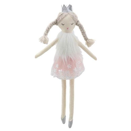 """Stoffpuppe """"Ballerina"""""""