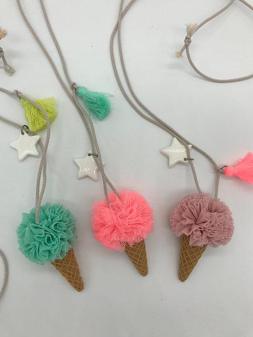 Handgemachte Halsketten mit Sommermotiv - Candy Pop