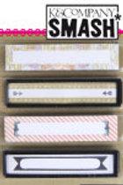 SMASH - Binder Clips