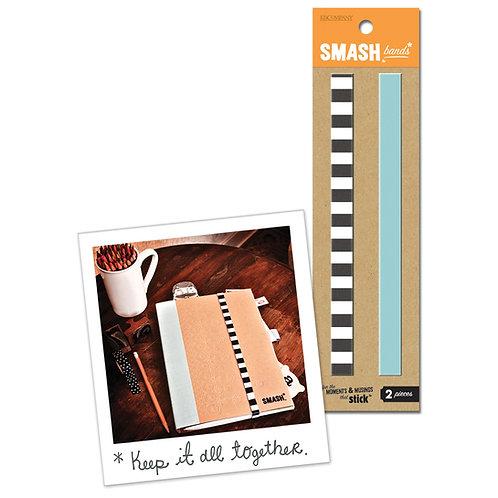 SMASH - 2er Set elastische Bänder