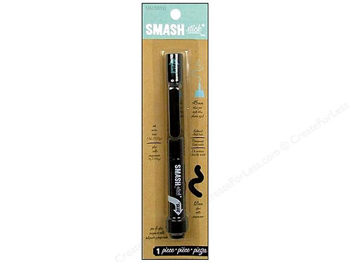 SMASH-STIFT -  Leim und Stift in einem - türkis