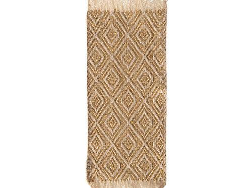 Teppichläufer fürs Maileg Haus 22 cm x 9 cm - senffarbig