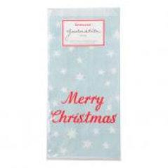 Geschenktüten Weihnachten -  6 Stück mit Etiketten