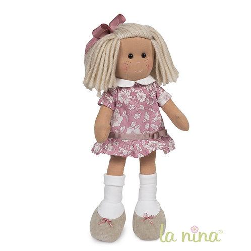 "Stoffpuppe ""Amalia""  38 cm"
