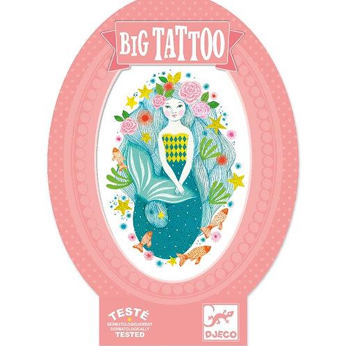 Tattoo Meerjungfrau